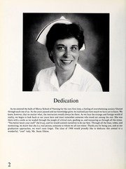Page 6, 1988 Edition, Mercy School of Nursing - Mercilite Yearbook (Charlotte, NC) online yearbook collection