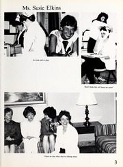 Page 7, 1988 Edition, Mercy School of Nursing - Mercilite Yearbook (Charlotte, NC) online yearbook collection