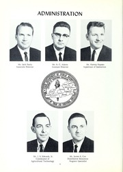 Page 10, 1963 Edition, Asheville Buncombe Technical Community College - Yearbook (Asheville, NC) online yearbook collection