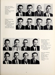Page 53, 1964 Edition, Asheville Buncombe Technical Community College - Yearbook (Asheville, NC) online yearbook collection
