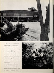 Page 8, 1966 Edition, Asheville Buncombe Technical Community College - Yearbook (Asheville, NC) online yearbook collection