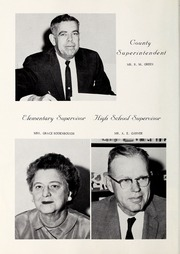 Page 12, 1961 Edition, Germanton High School - Mustang Yearbook (Germanton, NC) online yearbook collection