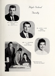 Page 17, 1961 Edition, Germanton High School - Mustang Yearbook (Germanton, NC) online yearbook collection