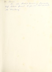 Page 3, 1961 Edition, Germanton High School - Mustang Yearbook (Germanton, NC) online yearbook collection