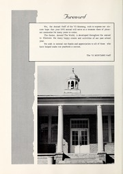 Page 8, 1961 Edition, Germanton High School - Mustang Yearbook (Germanton, NC) online yearbook collection