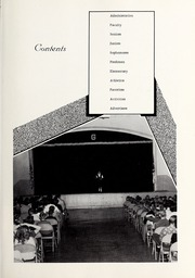 Page 9, 1961 Edition, Germanton High School - Mustang Yearbook (Germanton, NC) online yearbook collection