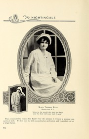 Page 14, 1927 Edition, Rex Hospital School of Nursing - Nightingale Yearbook (Raleigh, NC) online yearbook collection