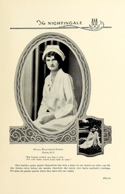 Page 15, 1927 Edition, Rex Hospital School of Nursing - Nightingale Yearbook (Raleigh, NC) online yearbook collection