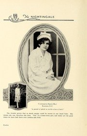 Page 16, 1927 Edition, Rex Hospital School of Nursing - Nightingale Yearbook (Raleigh, NC) online yearbook collection