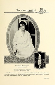 Page 17, 1927 Edition, Rex Hospital School of Nursing - Nightingale Yearbook (Raleigh, NC) online yearbook collection