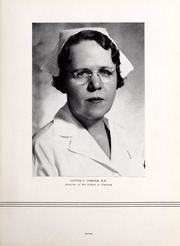 Page 11, 1940 Edition, Rex Hospital School of Nursing - Nightingale Yearbook (Raleigh, NC) online yearbook collection