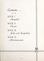Page 7, 1940 Edition, Rex Hospital School of Nursing - Nightingale Yearbook (Raleigh, NC) online yearbook collection