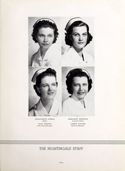 Page 9, 1940 Edition, Rex Hospital School of Nursing - Nightingale Yearbook (Raleigh, NC) online yearbook collection