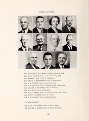 Page 14, 1945 Edition, Rex Hospital School of Nursing - Nightingale Yearbook (Raleigh, NC) online yearbook collection