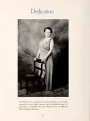 Page 8, 1945 Edition, Rex Hospital School of Nursing - Nightingale Yearbook (Raleigh, NC) online yearbook collection