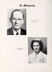 Page 10, 1946 Edition, Rex Hospital School of Nursing - Nightingale Yearbook (Raleigh, NC) online yearbook collection