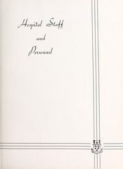 Page 11, 1946 Edition, Rex Hospital School of Nursing - Nightingale Yearbook (Raleigh, NC) online yearbook collection