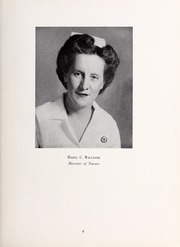 Page 13, 1946 Edition, Rex Hospital School of Nursing - Nightingale Yearbook (Raleigh, NC) online yearbook collection