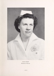 Page 13, 1948 Edition, Rex Hospital School of Nursing - Nightingale Yearbook (Raleigh, NC) online yearbook collection