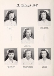 Page 8, 1948 Edition, Rex Hospital School of Nursing - Nightingale Yearbook (Raleigh, NC) online yearbook collection