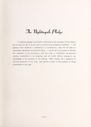 Page 9, 1948 Edition, Rex Hospital School of Nursing - Nightingale Yearbook (Raleigh, NC) online yearbook collection