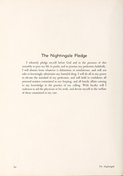 Page 10, 1949 Edition, Rex Hospital School of Nursing - Nightingale Yearbook (Raleigh, NC) online yearbook collection