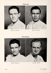 Page 16, 1949 Edition, Rex Hospital School of Nursing - Nightingale Yearbook (Raleigh, NC) online yearbook collection