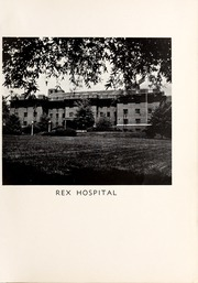Page 5, 1949 Edition, Rex Hospital School of Nursing - Nightingale Yearbook (Raleigh, NC) online yearbook collection