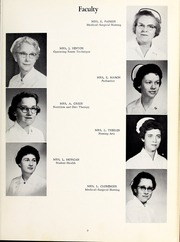 Page 13, 1961 Edition, Rex Hospital School of Nursing - Nightingale Yearbook (Raleigh, NC) online yearbook collection