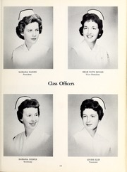 Page 17, 1961 Edition, Rex Hospital School of Nursing - Nightingale Yearbook (Raleigh, NC) online yearbook collection