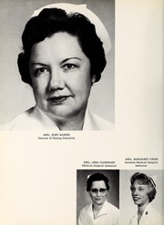 Page 10, 1963 Edition, Rex Hospital School of Nursing - Nightingale Yearbook (Raleigh, NC) online yearbook collection