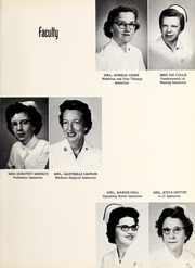 Page 11, 1963 Edition, Rex Hospital School of Nursing - Nightingale Yearbook (Raleigh, NC) online yearbook collection