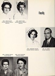 Page 12, 1963 Edition, Rex Hospital School of Nursing - Nightingale Yearbook (Raleigh, NC) online yearbook collection