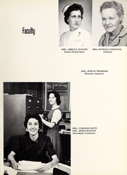 Page 13, 1963 Edition, Rex Hospital School of Nursing - Nightingale Yearbook (Raleigh, NC) online yearbook collection