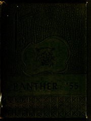 Page 1, 1955 Edition, Henderson Institute - Panther Yearbook (Henderson, NC) online yearbook collection
