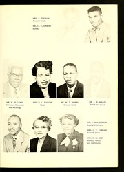 Page 13, 1955 Edition, Henderson Institute - Panther Yearbook (Henderson, NC) online yearbook collection