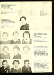 Page 17, 1955 Edition, Henderson Institute - Panther Yearbook (Henderson, NC) online yearbook collection