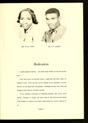 Page 7, 1955 Edition, Henderson Institute - Panther Yearbook (Henderson, NC) online yearbook collection