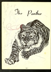 Page 12, 1961 Edition, Henderson Institute - Panther Yearbook (Henderson, NC) online yearbook collection