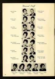 Page 12, 1964 Edition, Henderson Institute - Panther Yearbook (Henderson, NC) online yearbook collection