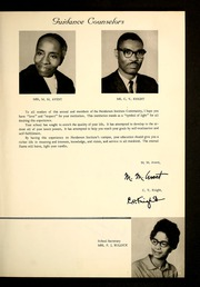 Page 15, 1964 Edition, Henderson Institute - Panther Yearbook (Henderson, NC) online yearbook collection