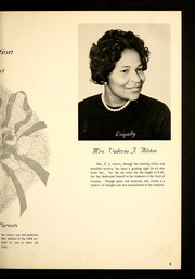 Page 9, 1964 Edition, Henderson Institute - Panther Yearbook (Henderson, NC) online yearbook collection