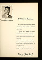 Page 11, 1969 Edition, Henderson Institute - Panther Yearbook (Henderson, NC) online yearbook collection