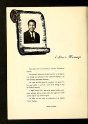 Page 8, 1970 Edition, Henderson Institute - Panther Yearbook (Henderson, NC) online yearbook collection