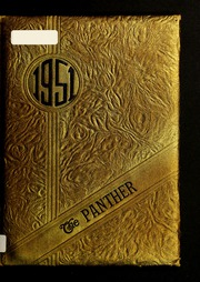 1951 Edition, Shady Grove High School - Panther Yearbook (Advance, NC)