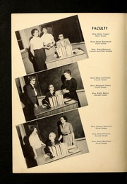 Page 10, 1954 Edition, Shady Grove High School - Panther Yearbook (Advance, NC) online yearbook collection