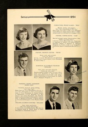 Page 14, 1954 Edition, Shady Grove High School - Panther Yearbook (Advance, NC) online yearbook collection