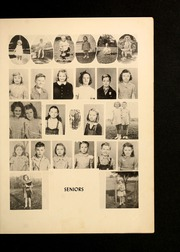 Page 17, 1954 Edition, Shady Grove High School - Panther Yearbook (Advance, NC) online yearbook collection