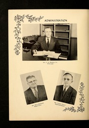 Page 8, 1954 Edition, Shady Grove High School - Panther Yearbook (Advance, NC) online yearbook collection