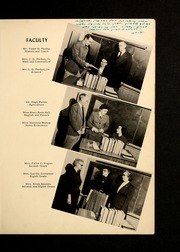 Page 9, 1954 Edition, Shady Grove High School - Panther Yearbook (Advance, NC) online yearbook collection
